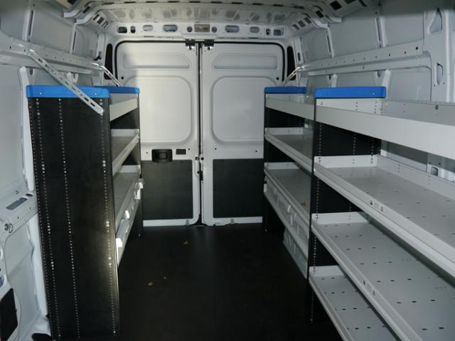 2018 ProMaster 2500 High Roof 4x2,  Sortimo Upfitted Cargo Van #218002 - photo 2