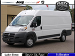 2018 ProMaster 3500 High Roof 4x2,  Empty Cargo Van #218009 - photo 1