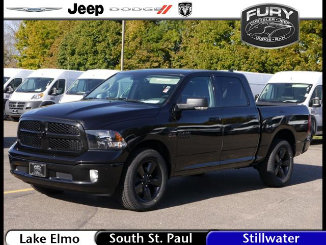 2018 Ram 1500 Crew Cab 4x4 Pickup #218030 - photo 1