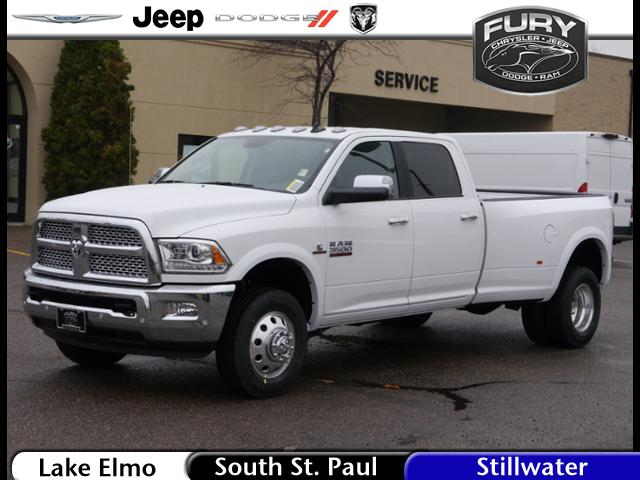 2018 Ram 3500 Crew Cab DRW 4x4, Pickup #218038 - photo 1