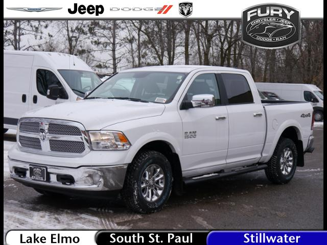 2018 Ram 1500 Crew Cab 4x4, Pickup #218057 - photo 1