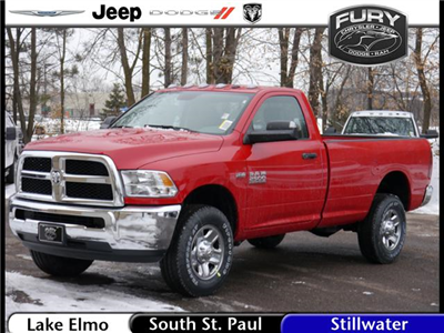 2018 Ram 2500 Regular Cab 4x4, Pickup #218080 - photo 1