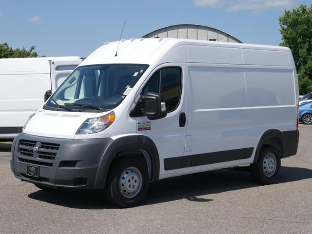 2018 ProMaster 2500 High Roof FWD,  Empty Cargo Van #218092 - photo 1