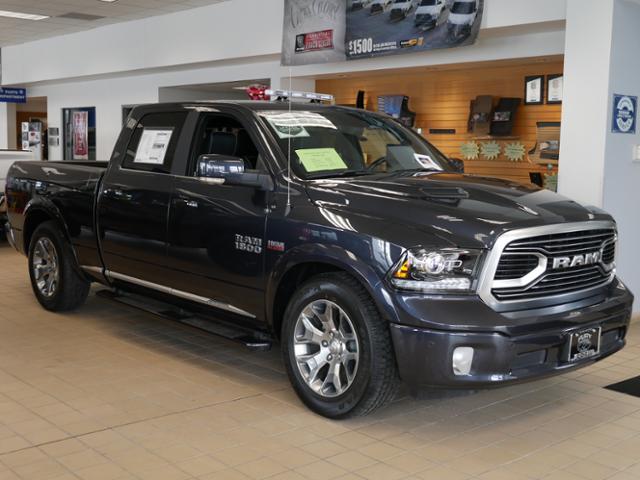 2018 Ram 1500 Crew Cab 4x4, Pickup #218104 - photo 3