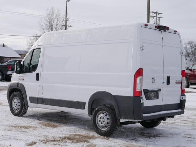 2018 ProMaster 2500 High Roof FWD,  Empty Cargo Van #218136 - photo 3