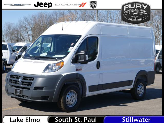 2018 ProMaster 2500 High Roof, Cargo Van #218138 - photo 1