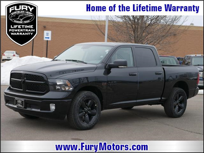 2018 Ram 1500 Crew Cab 4x4,  Pickup #218151 - photo 1