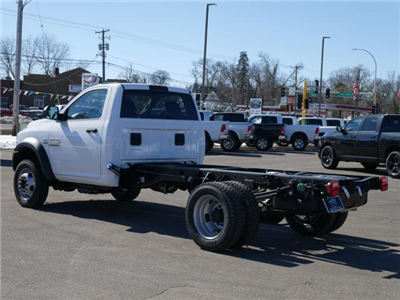 2018 Ram 4500 Regular Cab DRW 4x4,  Cab Chassis #218152 - photo 2