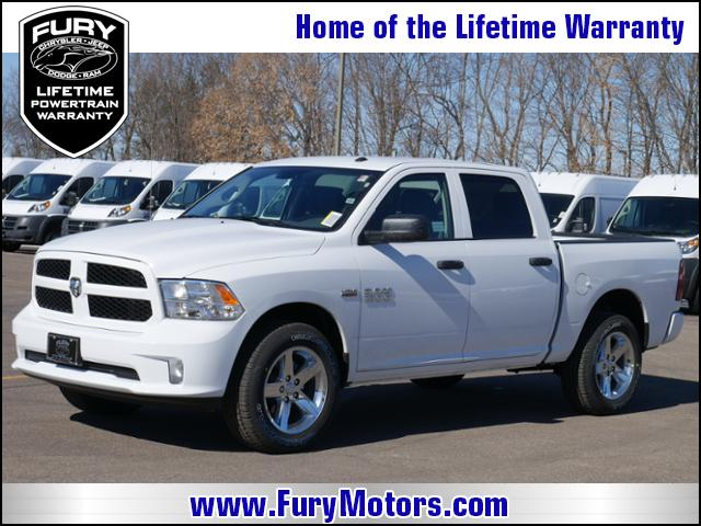 2018 Ram 1500 Crew Cab 4x4, Pickup #218155 - photo 1
