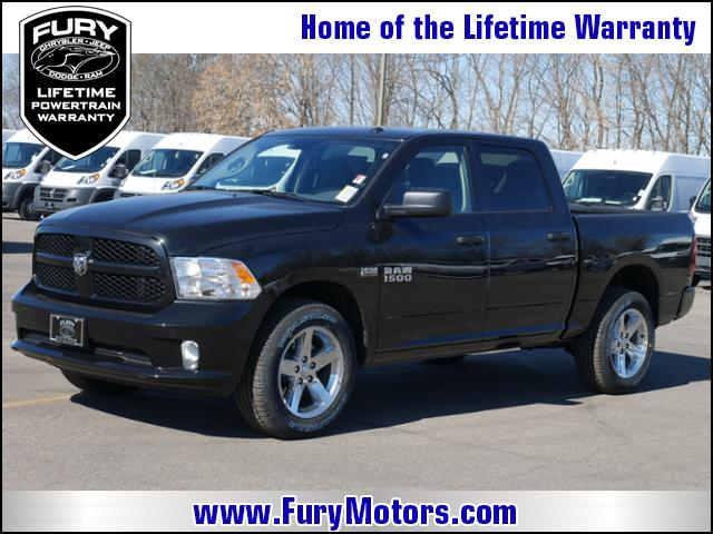 2018 Ram 1500 Crew Cab 4x4, Pickup #218157 - photo 1