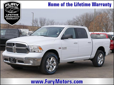 2018 Ram 1500 Crew Cab 4x4,  Pickup #218169 - photo 1