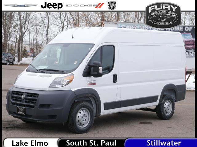 2018 ProMaster 1500 High Roof, Cargo Van #218174 - photo 1