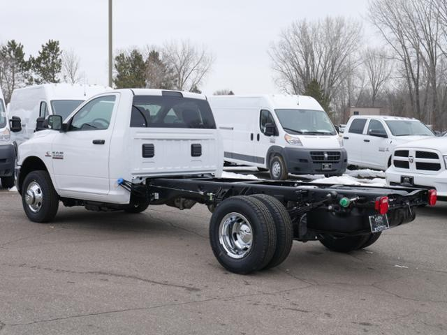 2018 Ram 3500 Regular Cab DRW 4x4, Cab Chassis #218175 - photo 2