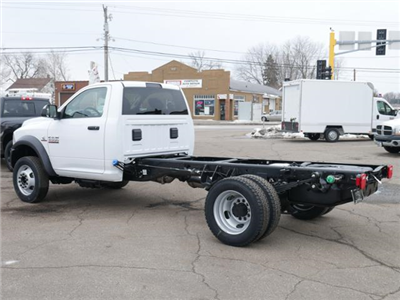 2018 Ram 4500 Regular Cab DRW 4x4,  Cab Chassis #218179 - photo 2