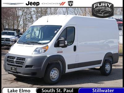 2018 ProMaster 1500 High Roof FWD,  Empty Cargo Van #218181 - photo 1