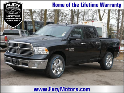 2018 Ram 1500 Crew Cab 4x4, Pickup #218192 - photo 1