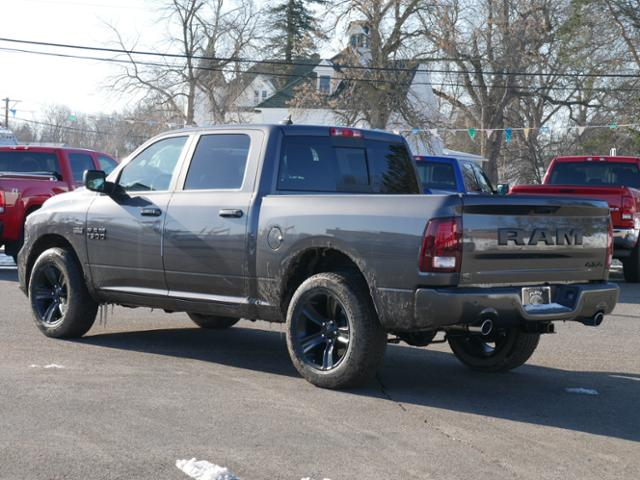 2018 Ram 1500 Crew Cab 4x4, Pickup #218196 - photo 2
