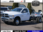 2018 Ram 3500 Regular Cab DRW 4x4, Cab Chassis #218204 - photo 1