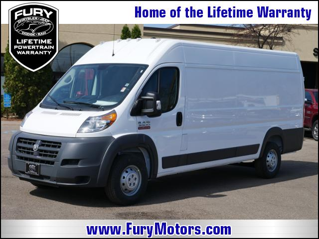 2018 ProMaster 3500 High Roof 4x2,  Empty Cargo Van #218207 - photo 1