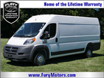 2018 ProMaster 3500 High Roof FWD,  Empty Cargo Van #218241 - photo 1
