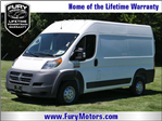 2018 ProMaster 2500 High Roof FWD,  Empty Cargo Van #218242 - photo 1