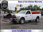 2018 Ram 3500 Regular Cab 4x4,  Hinniker Pickup #218244 - photo 1