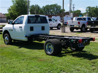 2018 Ram 3500 Regular Cab DRW 4x4,  Cab Chassis #218255 - photo 2