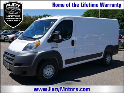 2018 ProMaster 1500 Standard Roof FWD,  Empty Cargo Van #218267 - photo 1