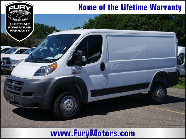 2018 ProMaster 1500 Standard Roof FWD,  Empty Cargo Van #218271 - photo 1