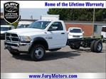 2018 Ram 5500 Regular Cab DRW 4x4,  Cab Chassis #218282 - photo 1