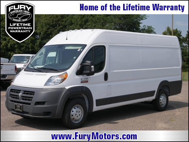 2018 ProMaster 3500 High Roof FWD,  Empty Cargo Van #218286 - photo 1