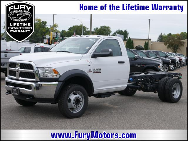 2018 Ram 5500 Regular Cab DRW 4x4,  Cab Chassis #218324 - photo 1