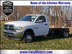 2018 Ram 3500 Regular Cab DRW 4x4,  Cab Chassis #218345 - photo 1