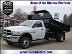 2018 Ram 5500 Regular Cab DRW 4x4,  Dump Body #218351 - photo 1
