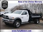 2018 Ram 5500 Regular Cab DRW 4x4,  Knapheide Dump Body #218352 - photo 1