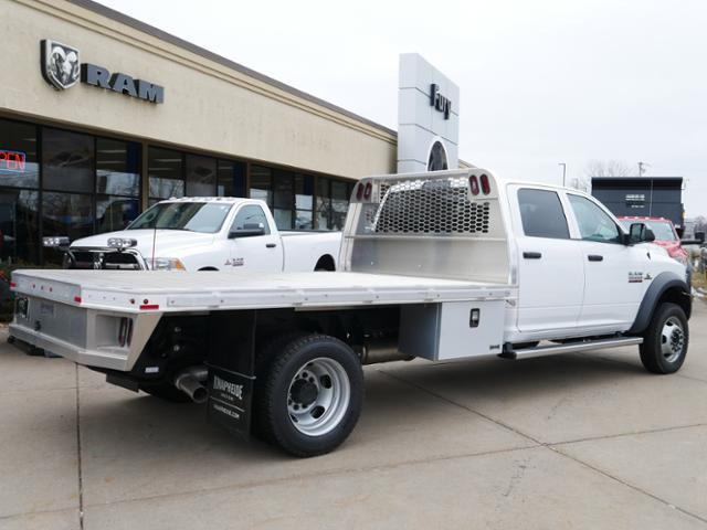 2018 Ram 5500 Crew Cab DRW 4x4,  Knapheide Platform Body #218353 - photo 2