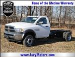 2018 Ram 5500 Regular Cab DRW 4x4,  Cab Chassis #218394 - photo 1