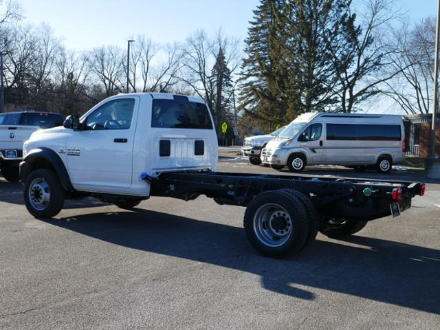 2018 Ram 5500 Regular Cab DRW 4x4,  Cab Chassis #218398 - photo 2