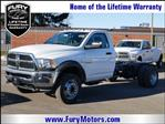 2018 Ram 5500 Regular Cab DRW 4x4,  Cab Chassis #218398 - photo 1