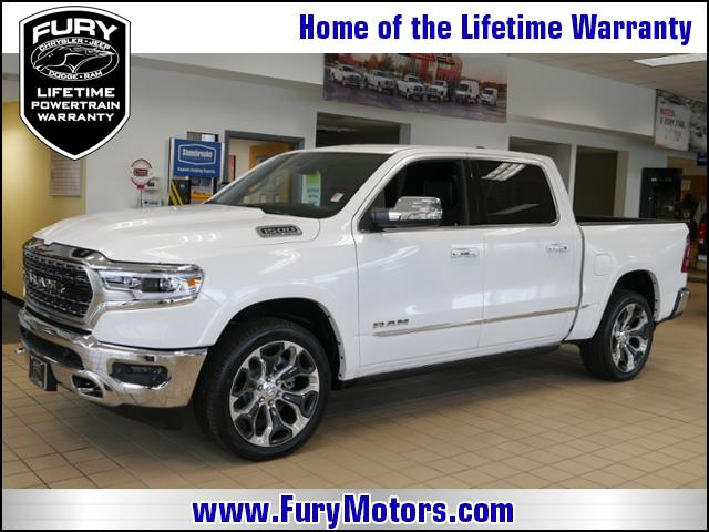 2019 Ram 1500 Crew Cab 4x4,  Pickup #219028 - photo 1