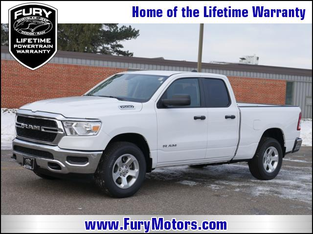 2019 Ram 1500 Quad Cab 4x4,  Pickup #219065 - photo 1