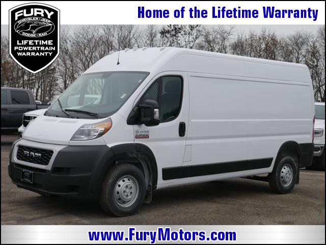 2019 ProMaster 2500 High Roof FWD,  Upfitted Cargo Van #219080 - photo 1