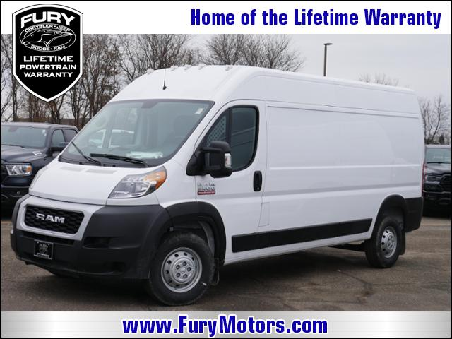 2019 ProMaster 2500 High Roof FWD,  Upfitted Cargo Van #219081 - photo 1