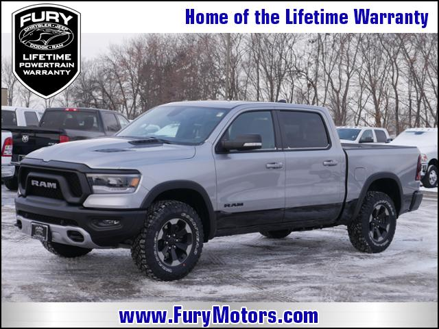 2019 Ram 1500 Crew Cab 4x4,  Pickup #219085 - photo 1