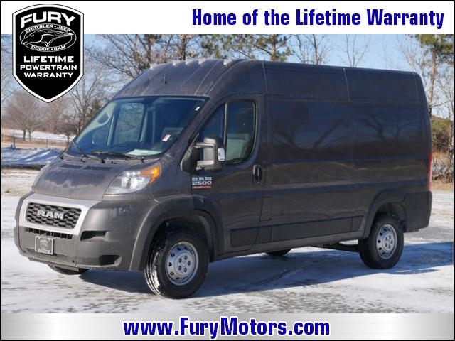 2019 ProMaster 2500 High Roof FWD,  Empty Cargo Van #219099 - photo 1