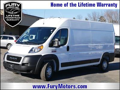 2019 ProMaster 2500 High Roof FWD,  Empty Cargo Van #219120 - photo 1