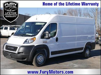 2019 ProMaster 2500 High Roof FWD,  Empty Cargo Van #219122 - photo 1