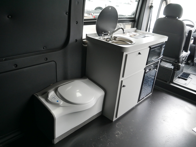 2019 ProMaster 2500 High Roof FWD, Waldoch Crafts Other/Specialty #219142 - photo 2