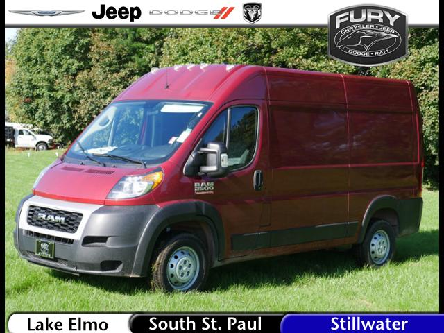 2019 Ram ProMaster 2500 High Roof FWD, Empty Cargo Van #219333 - photo 1