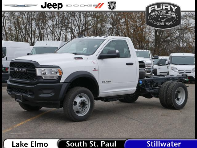 2019 Ram 4500 Regular Cab DRW 4x4, Cab Chassis #219356 - photo 1